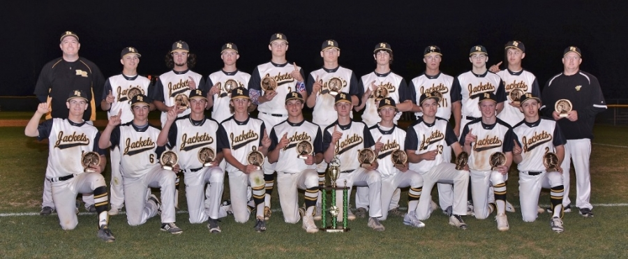 Jackets earn tourney Championship