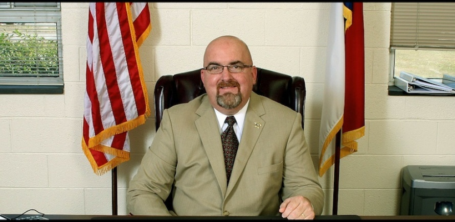 Wes Tripp is sheriff of Halifax County.