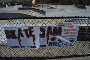 Skate Jam an opportunity to show off skills