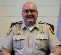 Wes Tripp is sheriff of Halifax County