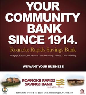 Roanoke Rapids Savings Bank Spring 2019