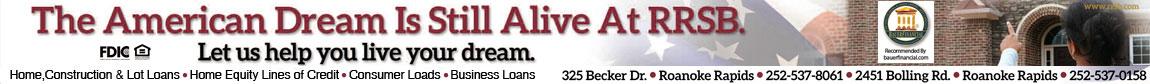 RRSB Roanoke Rapids Savings Bank
