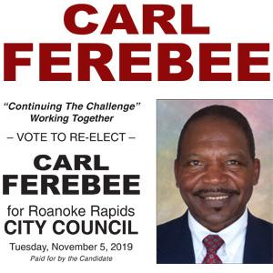 Carl Ferebee