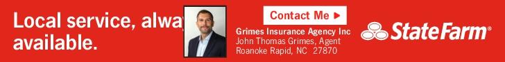 John Grimes State Farm Insurance Front