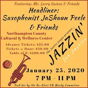 VB Moody Saxophonist Jazzin