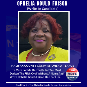 Ophelia Gould-Faison