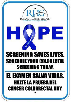 Rural Health Group Colorectal