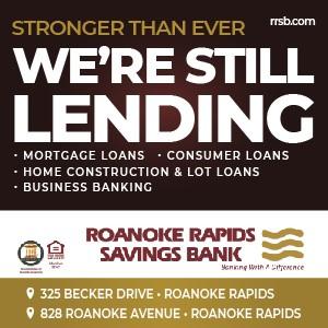 RRSB Roanoke Rapids Savings Bank Lending