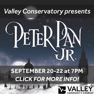 Valley Community Church Peter Pan