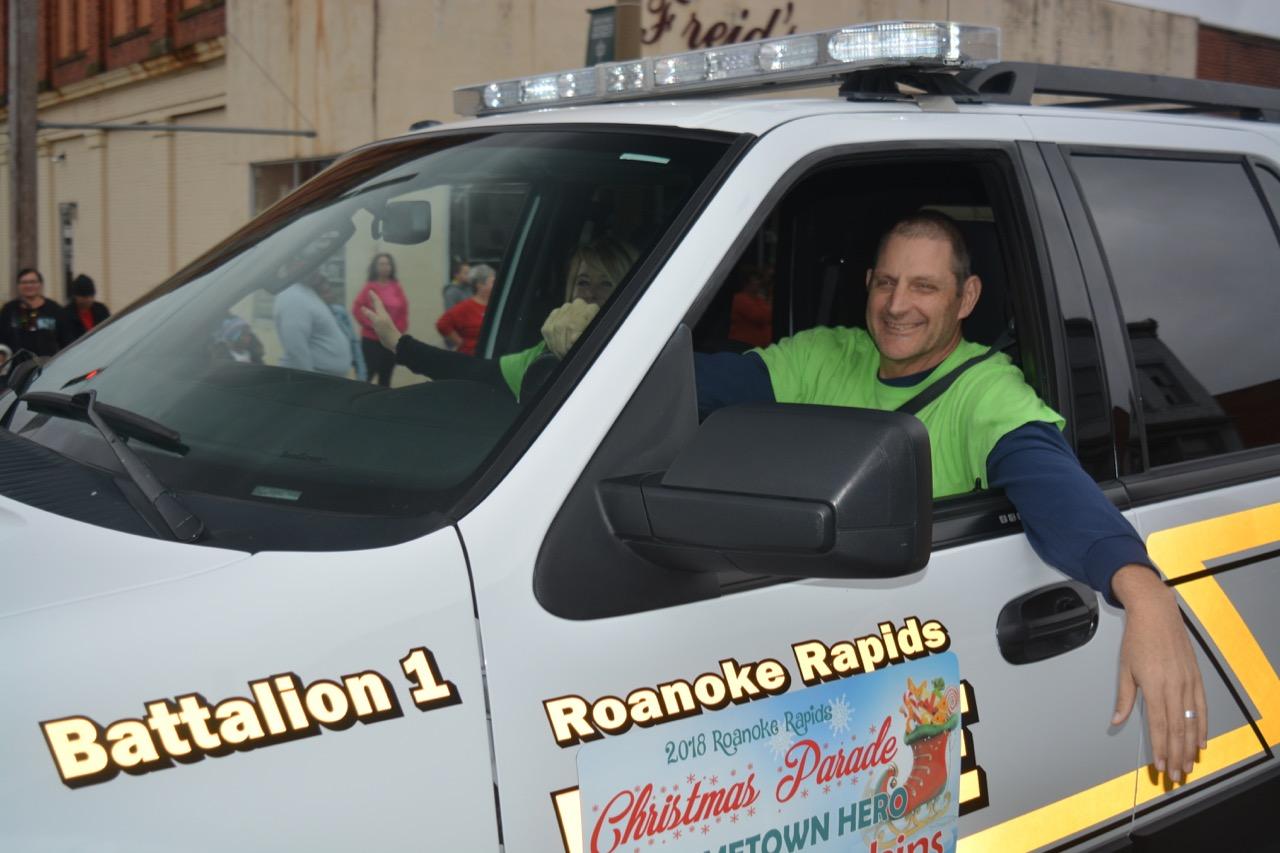 Roanoke Rapids Christmas Parade 2020 RRSpin   Photo gallery: 2018 Roanoke Rapids Christmas parade