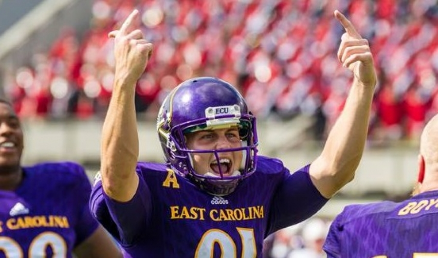 What a year ECU's Pratt is having