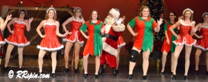 Given's Dance 2016 Christmas show photo gallery
