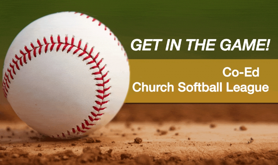 Church Co-ed softball league forming