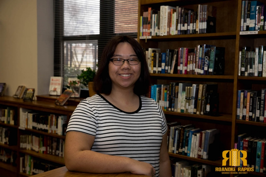 Chau earns full ride through Crawley scholarship