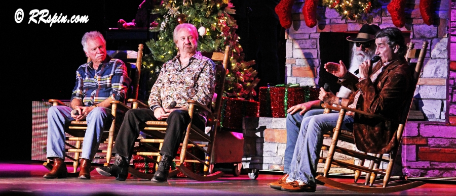 Oak Ridge Boys packed the Roanoke Rapids Theatre