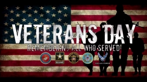 Conway sets Veterans Day ceremony Friday